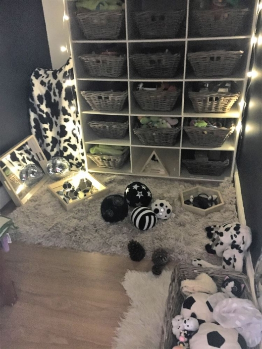 New Baby Sensory Space